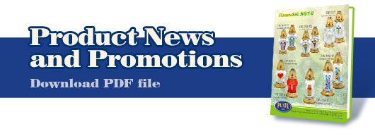 Product News and Promotions